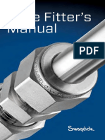 Tube Fitters Manual