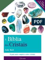 a biblia dos cristais
