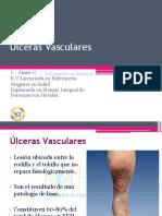 1. Úlceras Vasculares