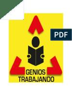 GENIOS TRABAJANDO