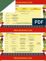 Programación Sabor Barranquilla 2019