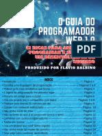 O guia do programador WEB 1.0