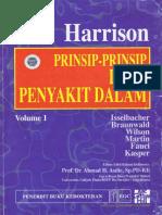 00. Cover Harrison Prinsip-Prinsip Ilmu Penyakit Dalam Volume 1