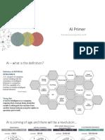 Premier on AI
