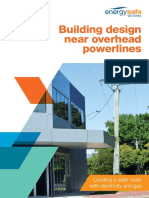 ESV Building Near Powerlines