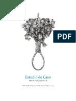 Estudio de Caso Psicología Clínica II (Caso II)