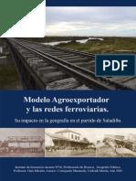 Modelos agreoexportador y redes ferroviarias