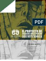 Lectura 2 Ligia Asprilla - El Proyecto de Creación-Investigación