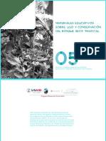 uso y conservación del suelo tropical
