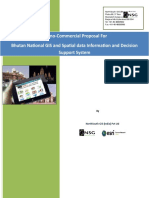 Bhutan-NationalGIS Technical Proposal Draft