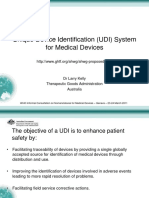 UDI SystemforMedicalDevices