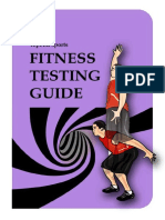 Fitness Testing Guide