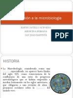 Introduccion a La Microbiologia 2019