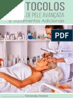 Protocolos de limpeza de pele avançado