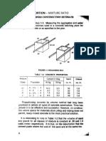 Estimating building technology