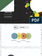 Curriculum Design - Providing for Effective Teaching