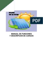 Manual de Funciones Sum Water