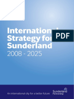 International Strategy for Sunderland 2008 2025