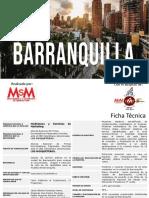 Así votaría Barranquilla