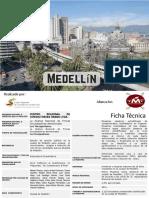 Así votaría Medellín