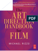 The Art Direction Handbook for Film (Michael Rizzo)