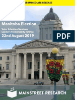 Mainstreet Mb 22august2019