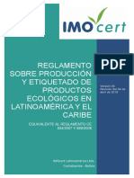 Reg. Ue Prod. Ecológica Imocert v03 Rev.040418