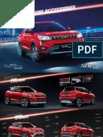 XUV300 Accessory Brochure