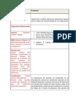 Avance 1 Actividad Aplicada 2019-3