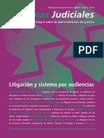 Revista Sistemas Judiciales N 21 3