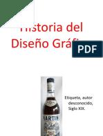 Prehistoria y Antigua - Historia del diseño gráfico