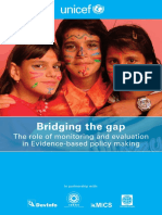 Bridging the gap The role of monitoring and evaluation  in Evidence-based policy making.pdf