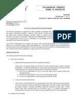 Hillsborough Activity Participation Fee Program