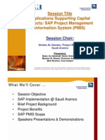 Sap Pmis Scope - Pmi v10