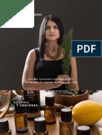 guia aceites esenciales 4life