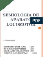 semiologia de aparato psicomotor