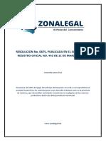 Resolucion No 0675 Exonerese Del 100 Del Pago Del Anticipo Del Impuesto a La Renta(1)