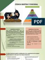 COMPETENCIA OBJETIVA Y FUNCIONAL diapositivas.pptx