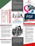 Maestría de educación con énfasis en género
