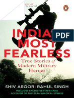 India fearless