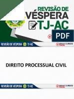 Jaylton Lopes - Processo Civil - Revisão Véspera TJ-AC 2020