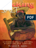 Ebooksclub.org Sucking Salt Caribbean Women Writers Migration and Survival