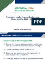 Curso ICAM Empresas Colaboradoras