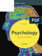 Psychology - Study Guide - Alexey Popov - Second Edition - Oxford 2018.pdf