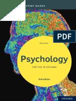 Psychology - Study Guide - Alexey Popov - Second Edition - Oxford 2018.pdf