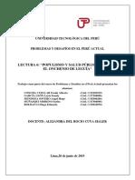 LECTURA 6 POPULISMO Y SALUD PÚBLICA DURANTE EL ONCHENIO DE LEGUÍA