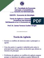 13a - Teoria Da Agência e Governança Corporativa