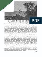 26 El Lago Yojoa en Honduras