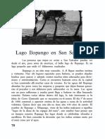 27 Lago Ilopango en San Salvador