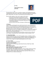 EEE 5119Z 2014 Introduction to Radar Course Handout